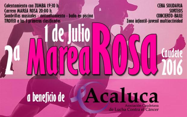 HORARIOS Y ACTIVIDADES II MAREA ROSA