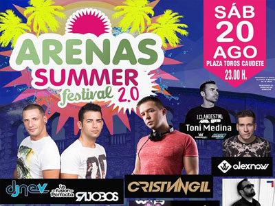 Arenas SUMMER FESTIVAL 2016