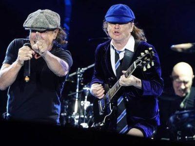 La música de AC/DC es buena contra el cáncer