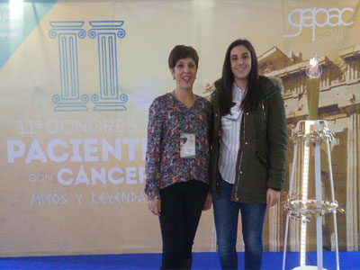 11º Congreso de pacientes con cáncer