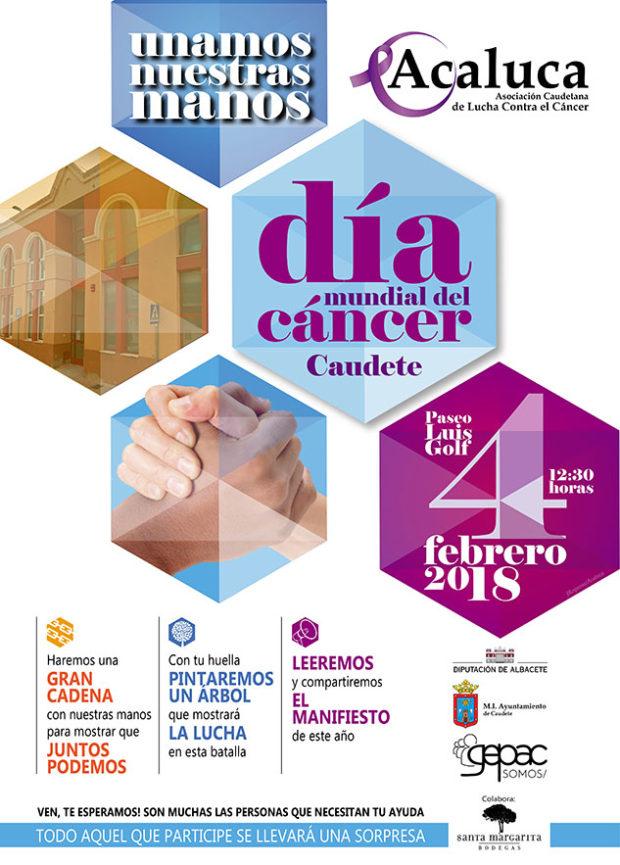 Dia mundial del cáncer 2018