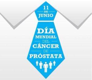 11 DE JUNIO. DÍA MUNDIAL DEL CÁNCER DE PRÓSTATA