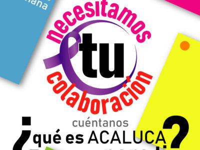 ACALUCA EN LA FERIA DE LA SOLIDARIDAD 2019